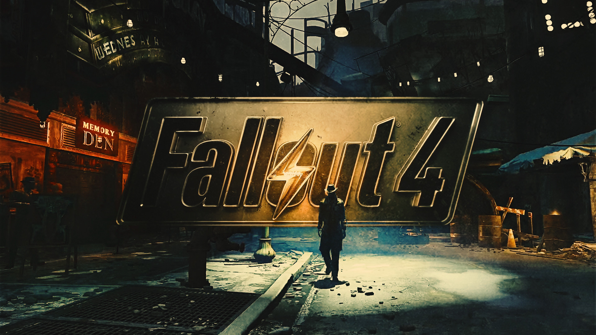 Fallout 4 Desktop Wallpaper (76+ Images