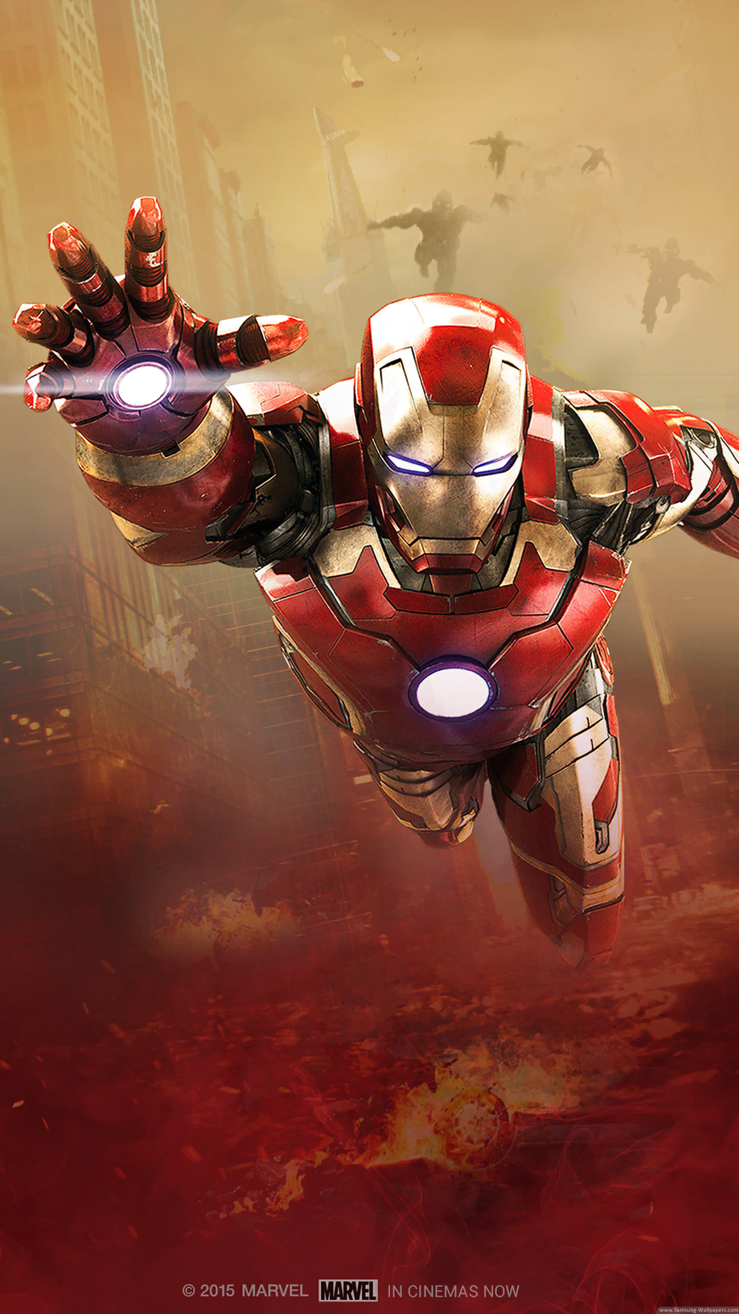 Avengers Infinity War SpiderMan and Iron Mans New Suits