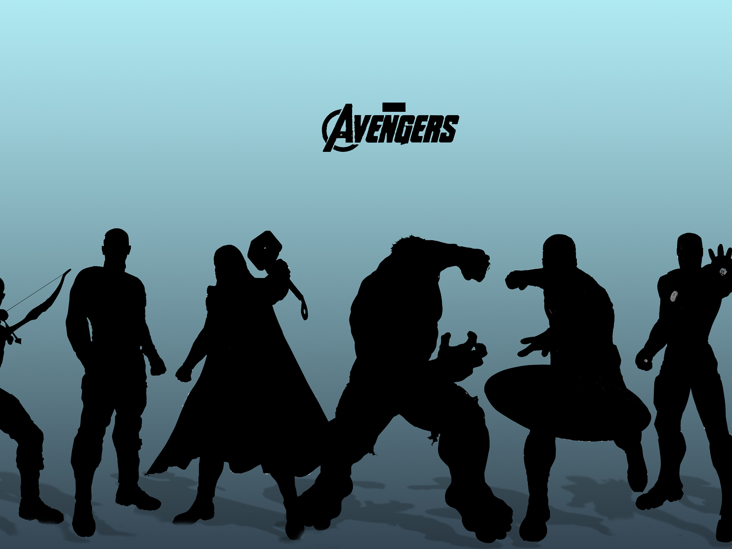 2560x1920 ZoomView · The Avengers