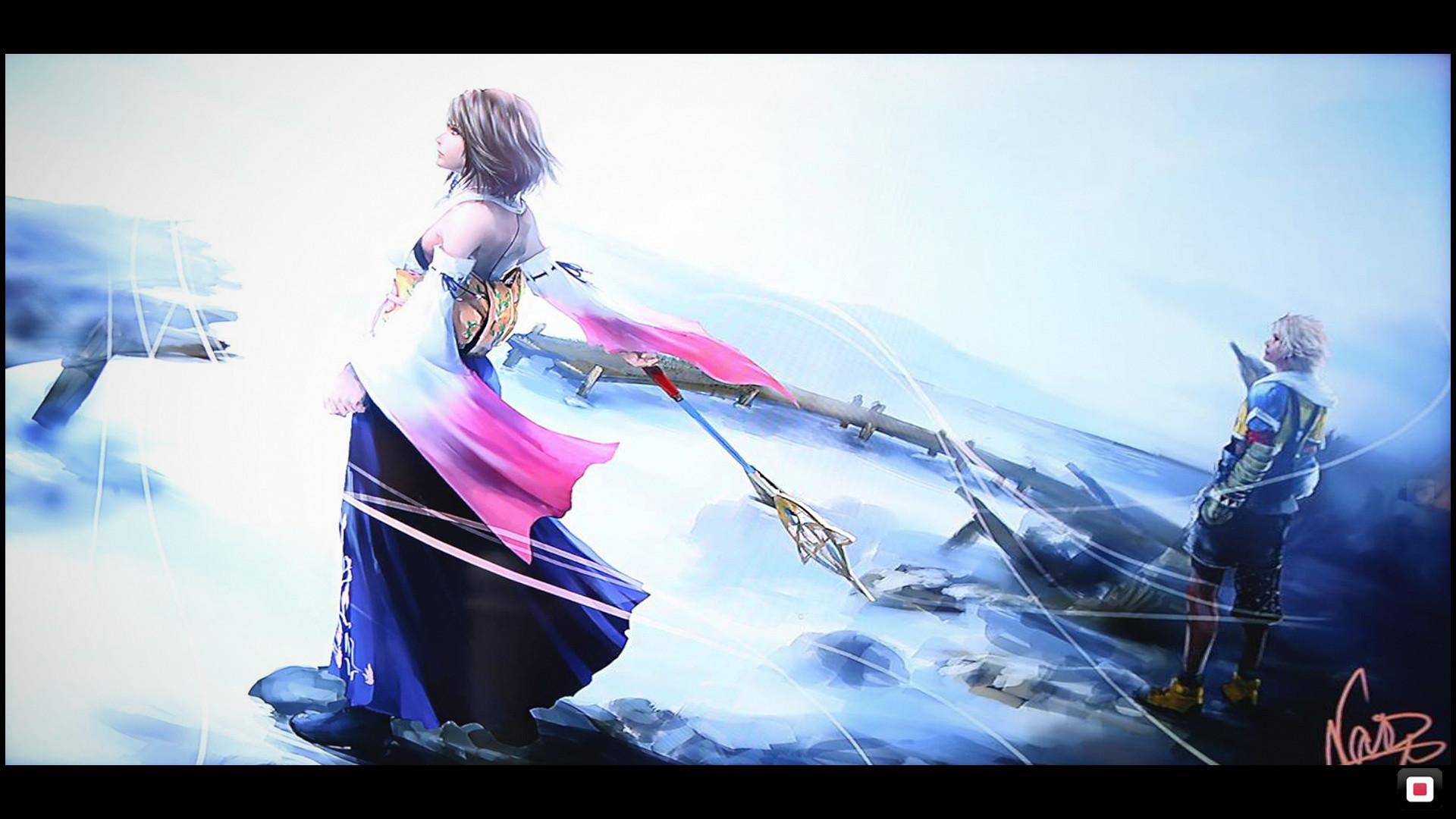 Final Fantasy 10 Wallpaper: Final Fantasy X HD Wallpaper (86+ Images