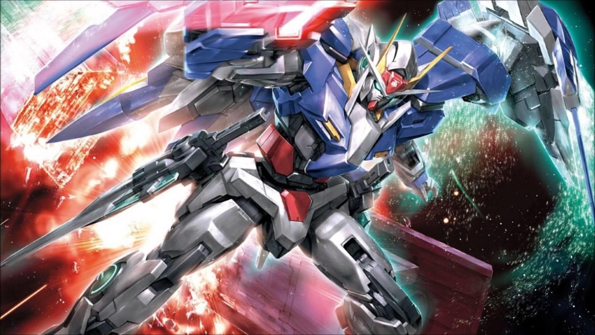 Gundam 00 Raiser Wallpaper 54 Images