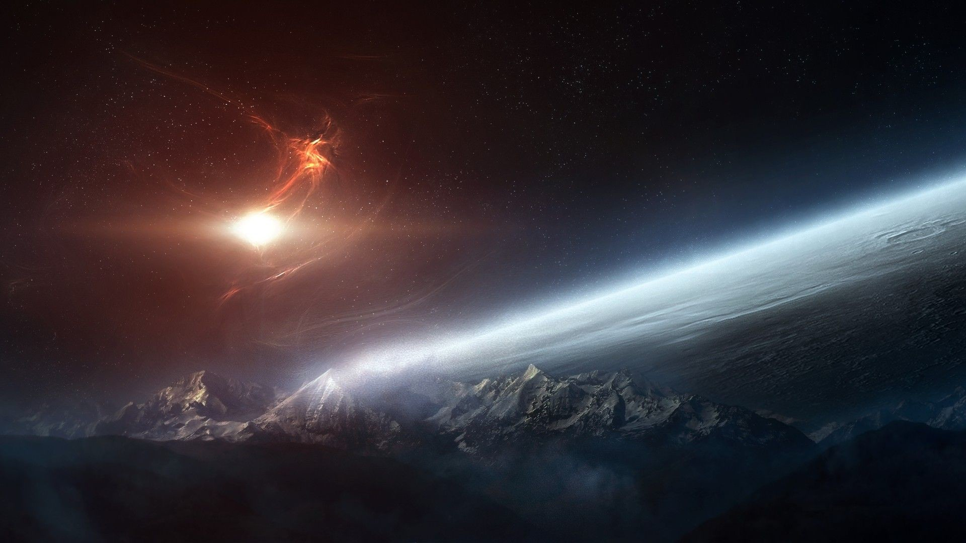 1920x1080 Outer Space HD Wallpaper » FullHDWpp - Full HD Wallpapers