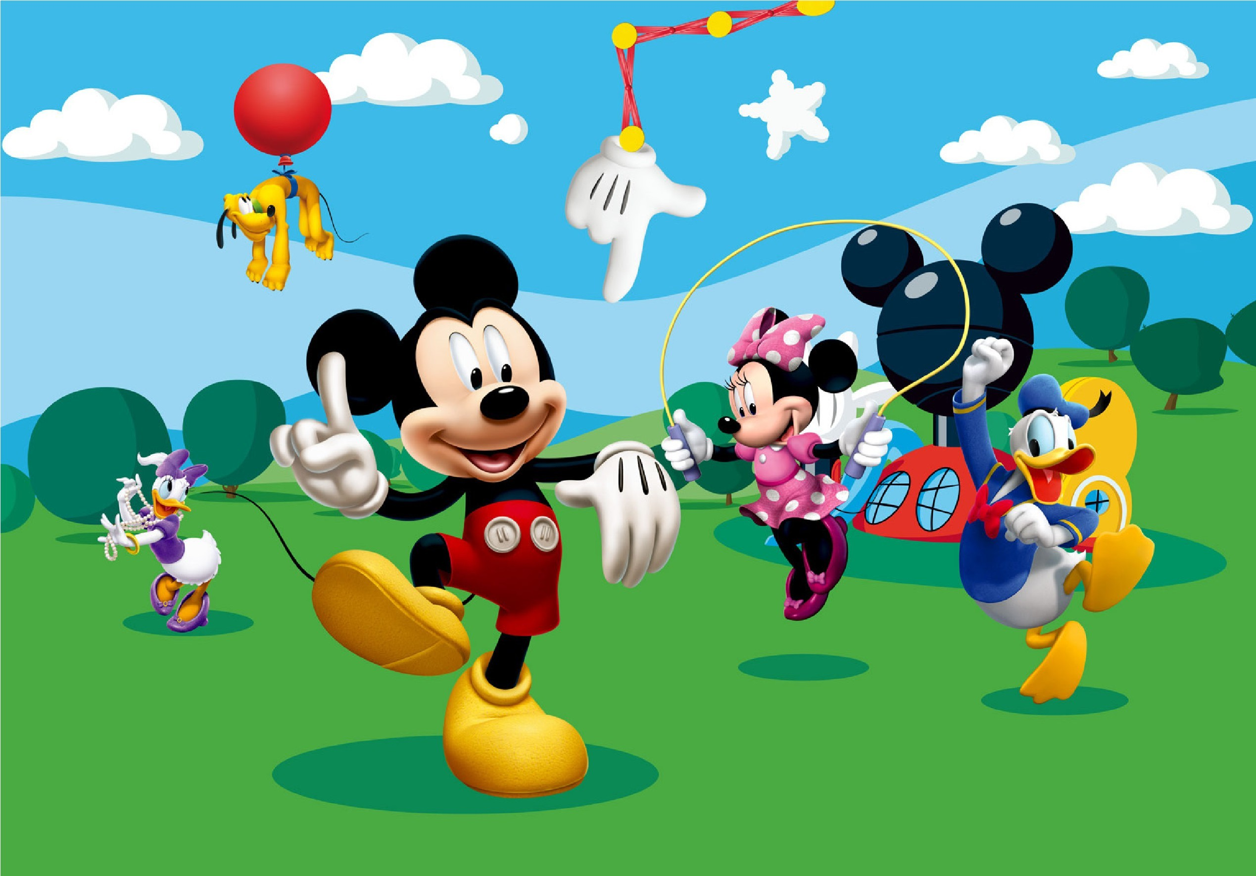 Mickey Mouse Clubhouse Images Wallpapers 57 Images