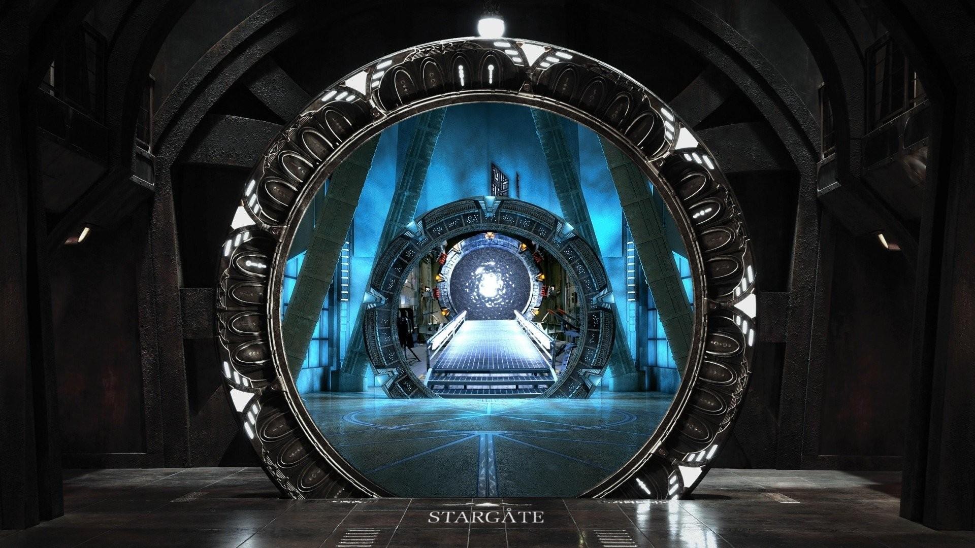 Stargate Wallpaper Hd
