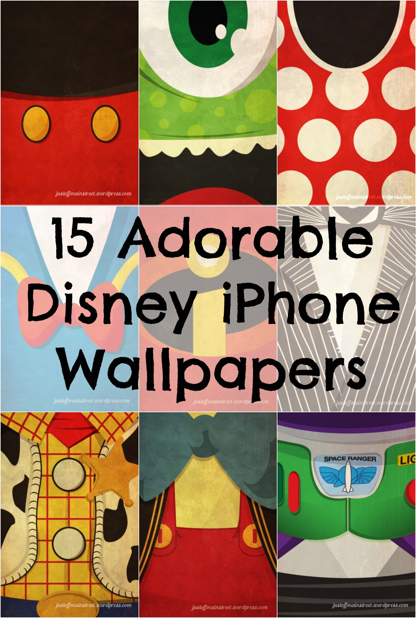 Cute Disney Character Wallpaper (57+ images)