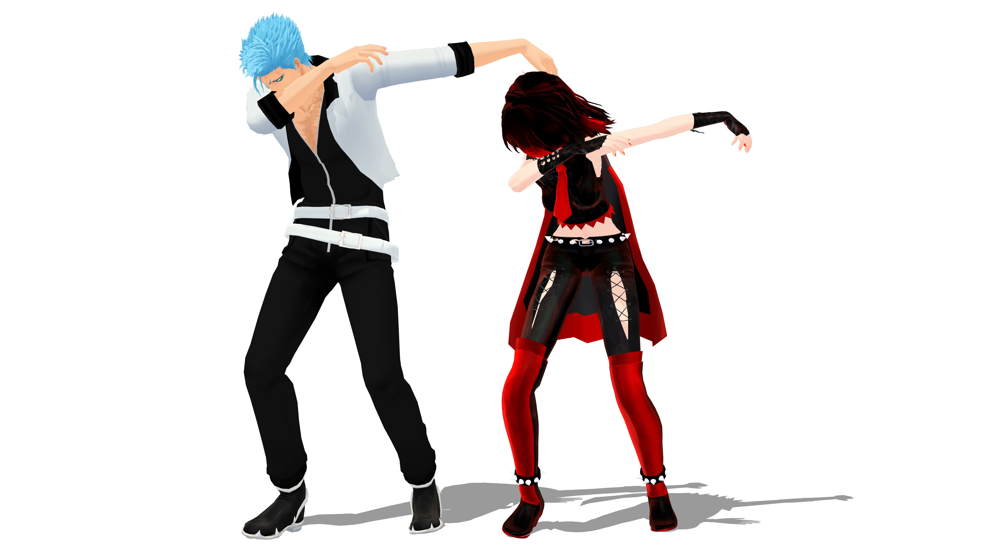 Dabbing Dance