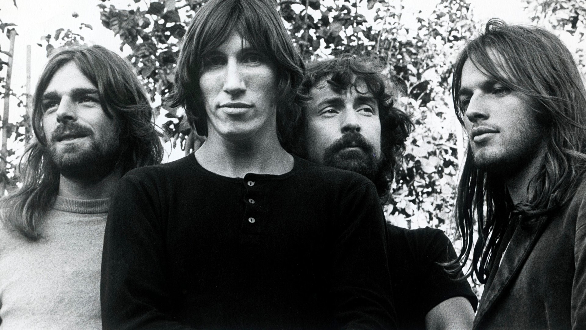 1920x1080 ... Pink Floyd Band Members Wallpaper DSOTM Era 1973