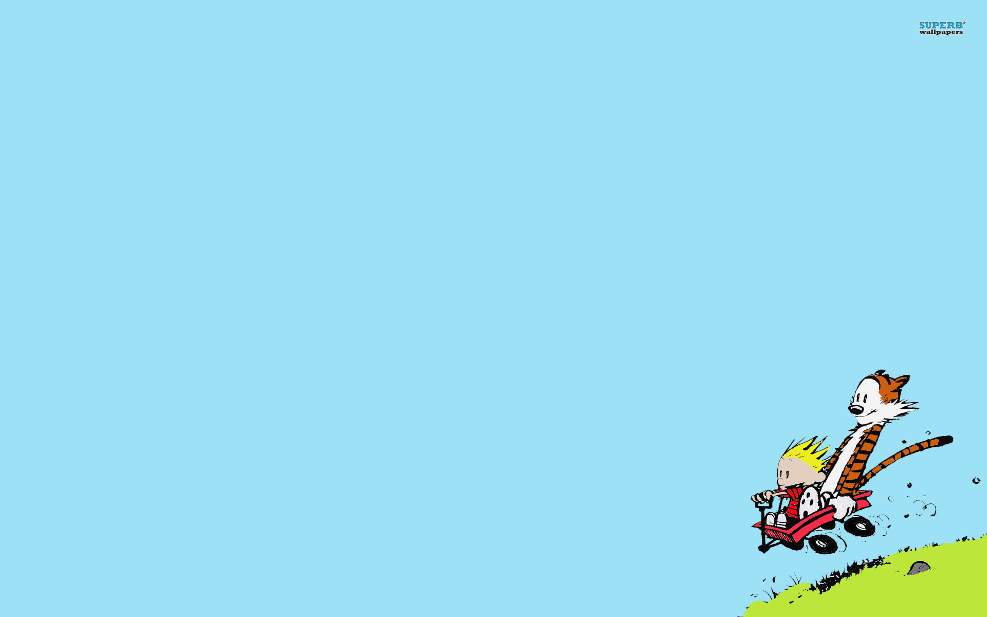 1920x1200 81 Calvin & Hobbes wallpapers optimized for 1920x1080 ...