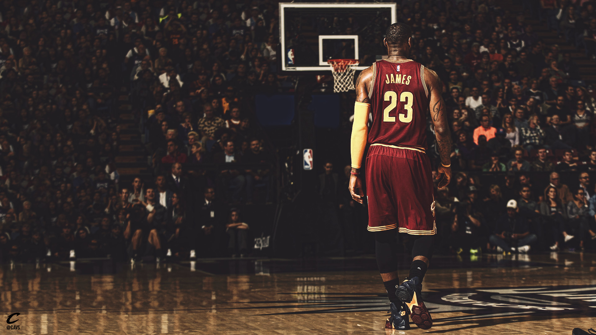 1920x1080 2880x1800 NBA LeBron James Miami Heat Dunk Wallpaper #218 | TanukinoSippo.
