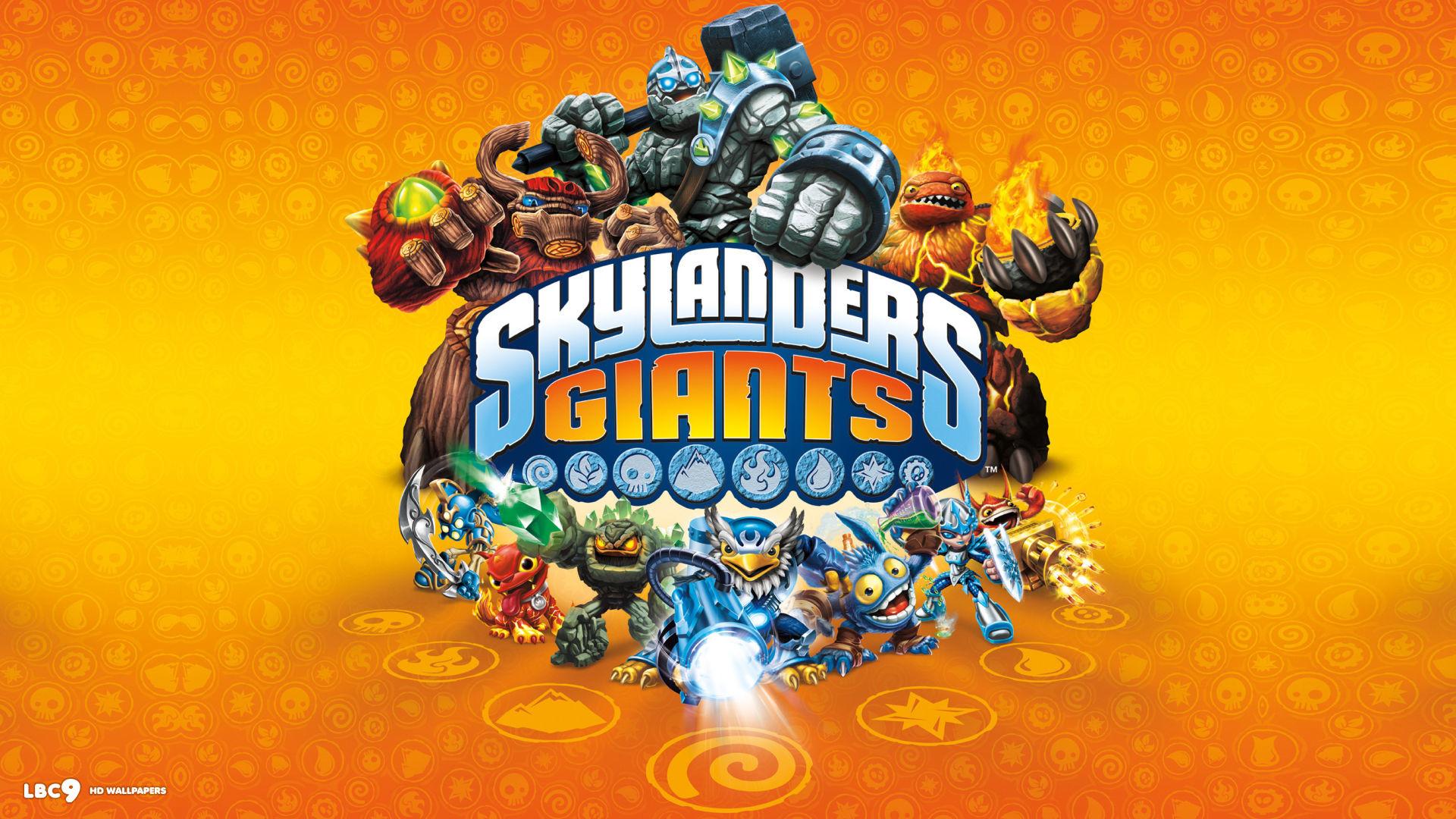 Skylanders Giants Desktop Wallpaper (68+ images)