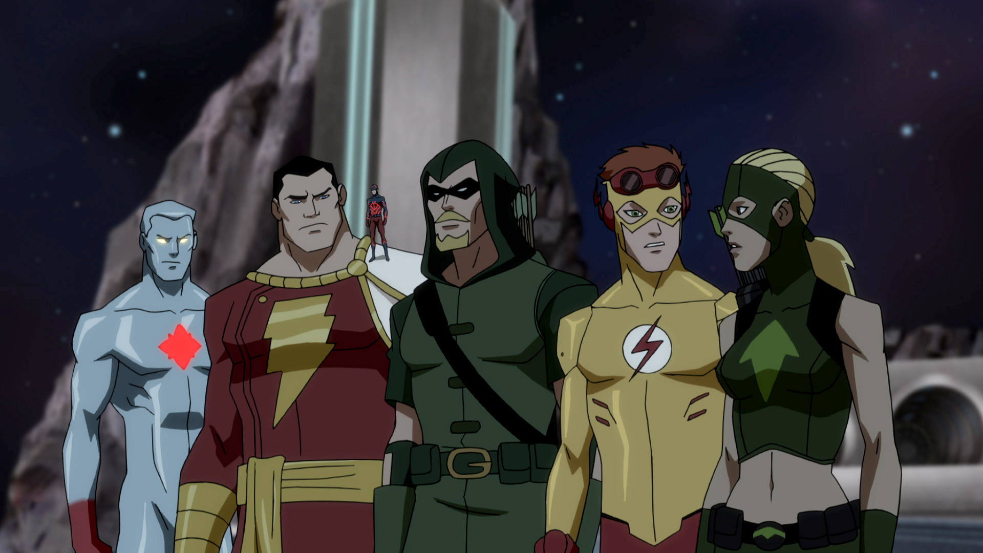 1920x1080 Everything 'Young Justice' Season 3 Will Have to Address