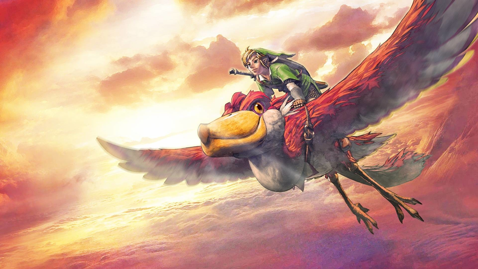 1920x1080  33 The Legend Of Zelda: Skyward Sword Wallpapers | The Legend Of  ..