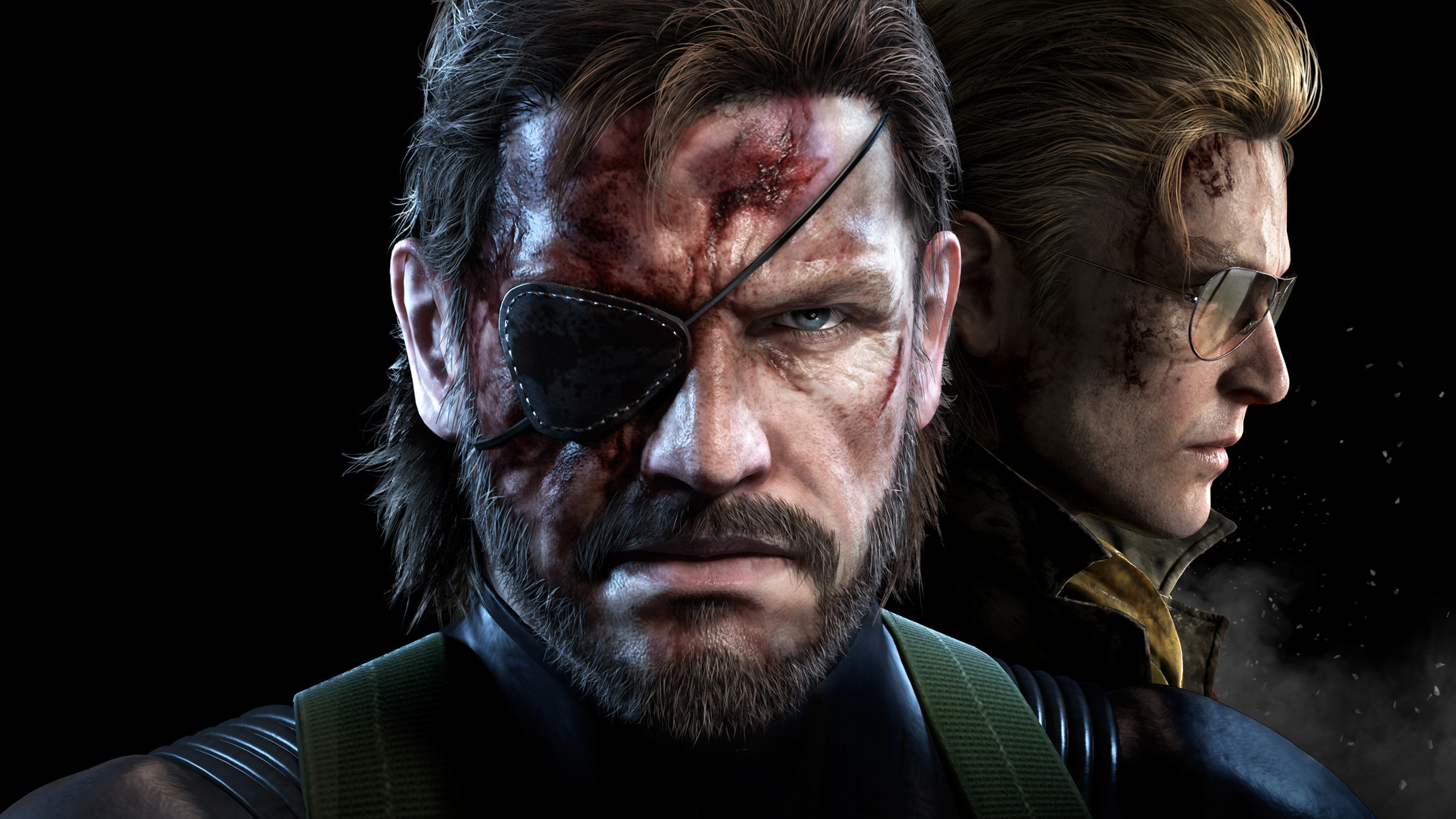 Metal Gear Solid Hd Wallpapers 66 Images