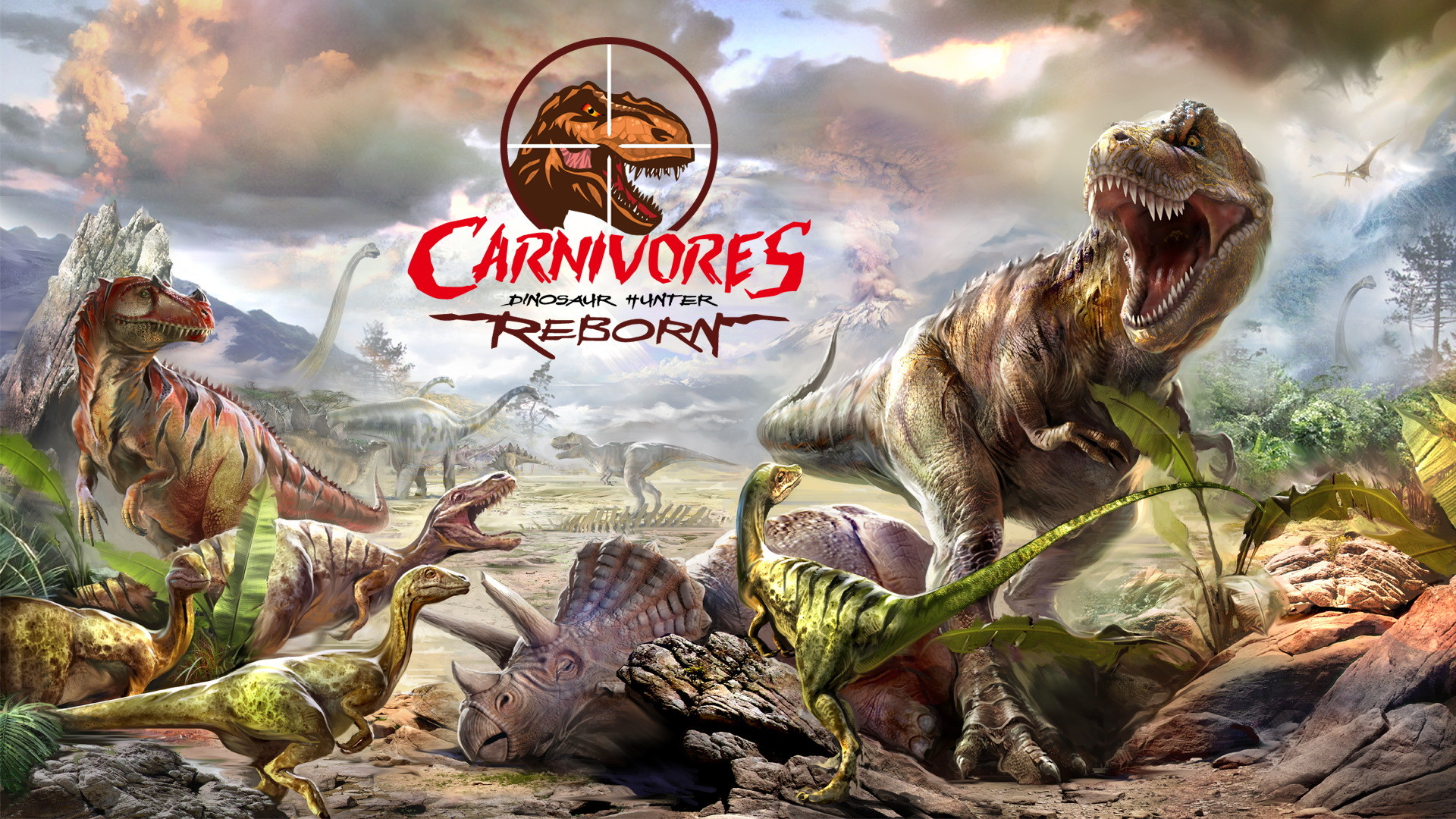 1920x1080 10 Carnivores: Dinosaur Hunter Reborn HD Wallpapers | Backgrounds -  Wallpaper Abyss