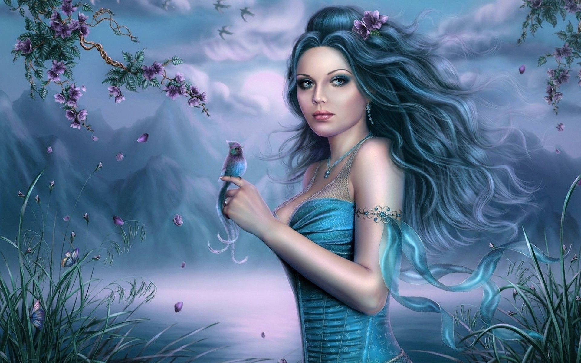Beautiful Fairies Wallpapers 70 Images