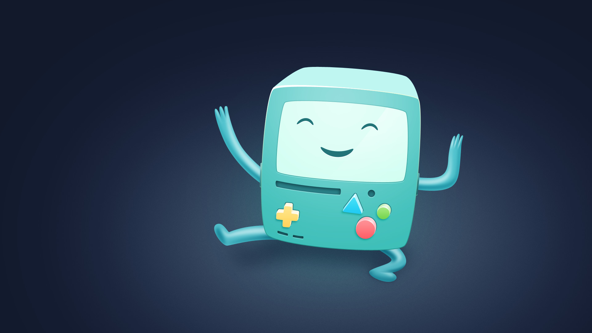 1920x1080 bmo wallpaper from adventure time by tinylab customization wallpaper