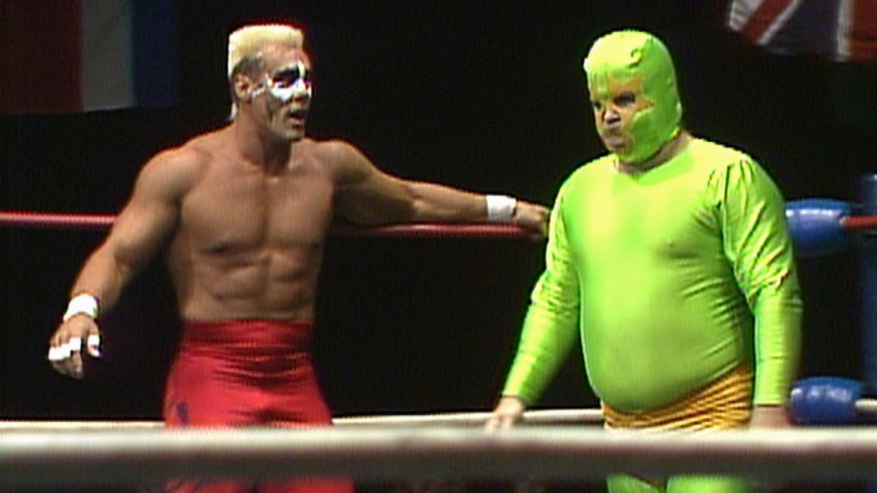 1920x1080 WWE Network: Sting vs. Cruel Connection: NWA World Championship Wrestling,  27. August 1988