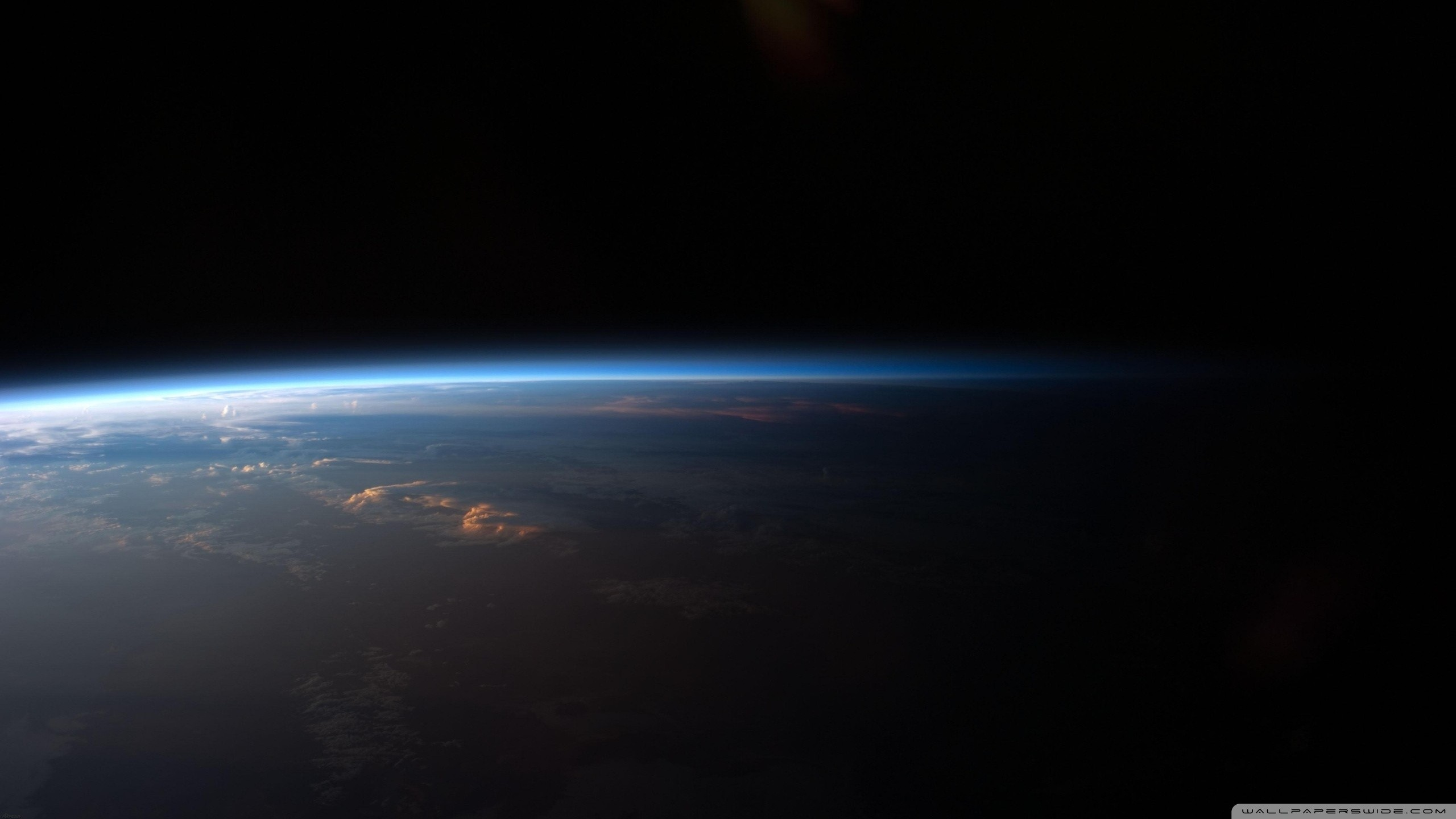 2560x1440 Earth Day And Night From Space HD desktop wallpaper : High .