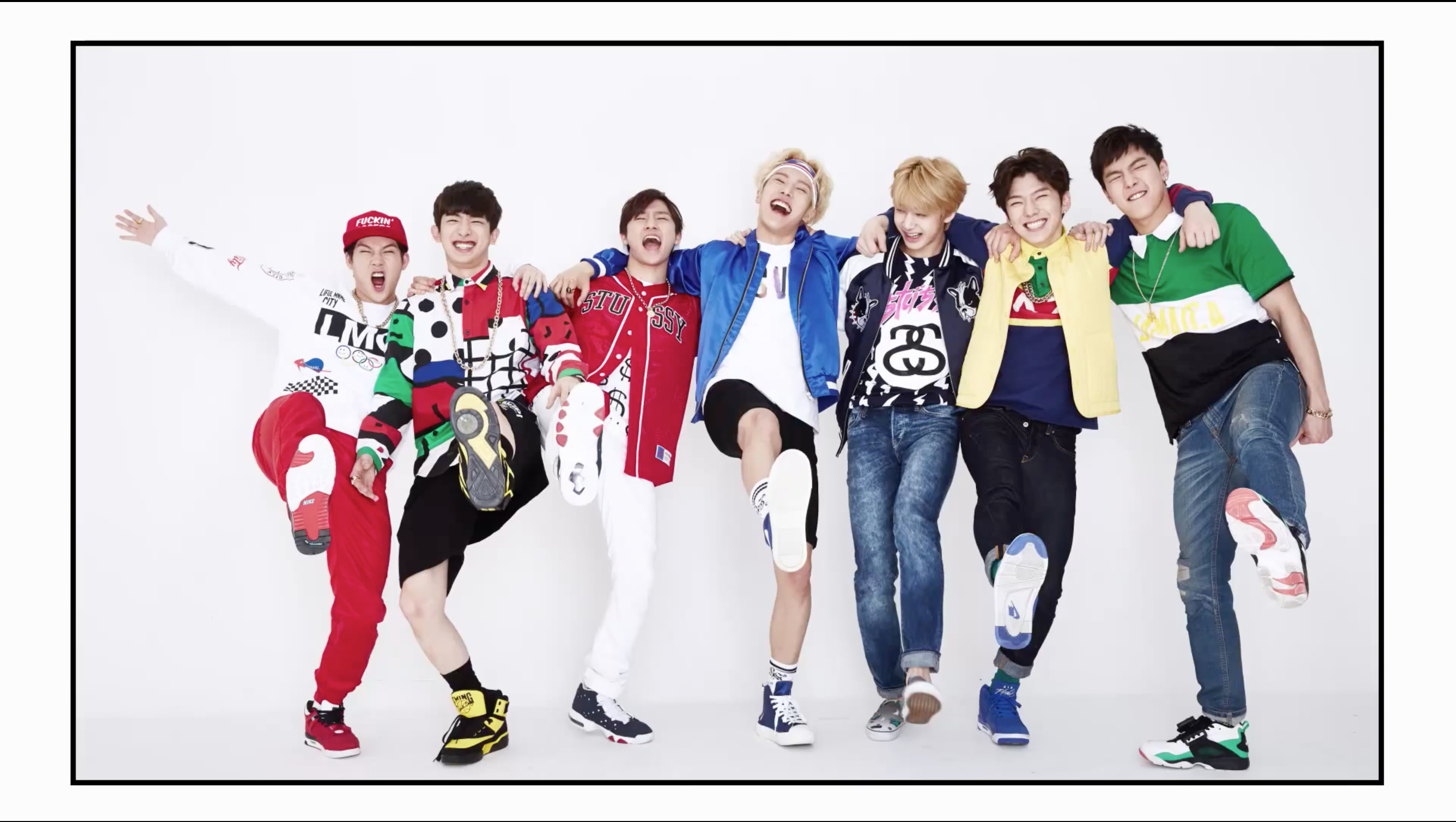 2880x1626 Monsta X can can dance wp,