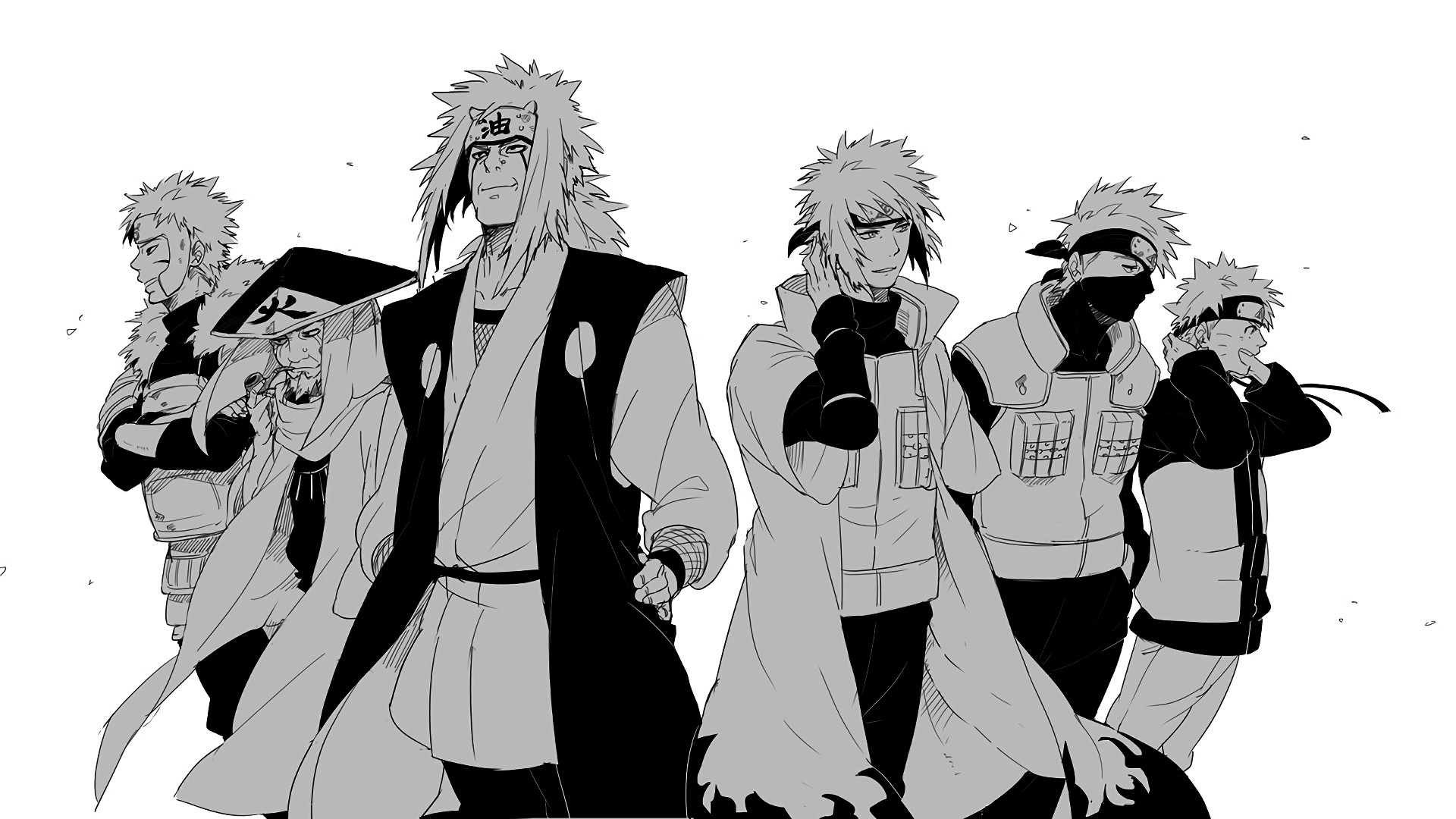 Jiraiya Wallpaper HD (56+ images)