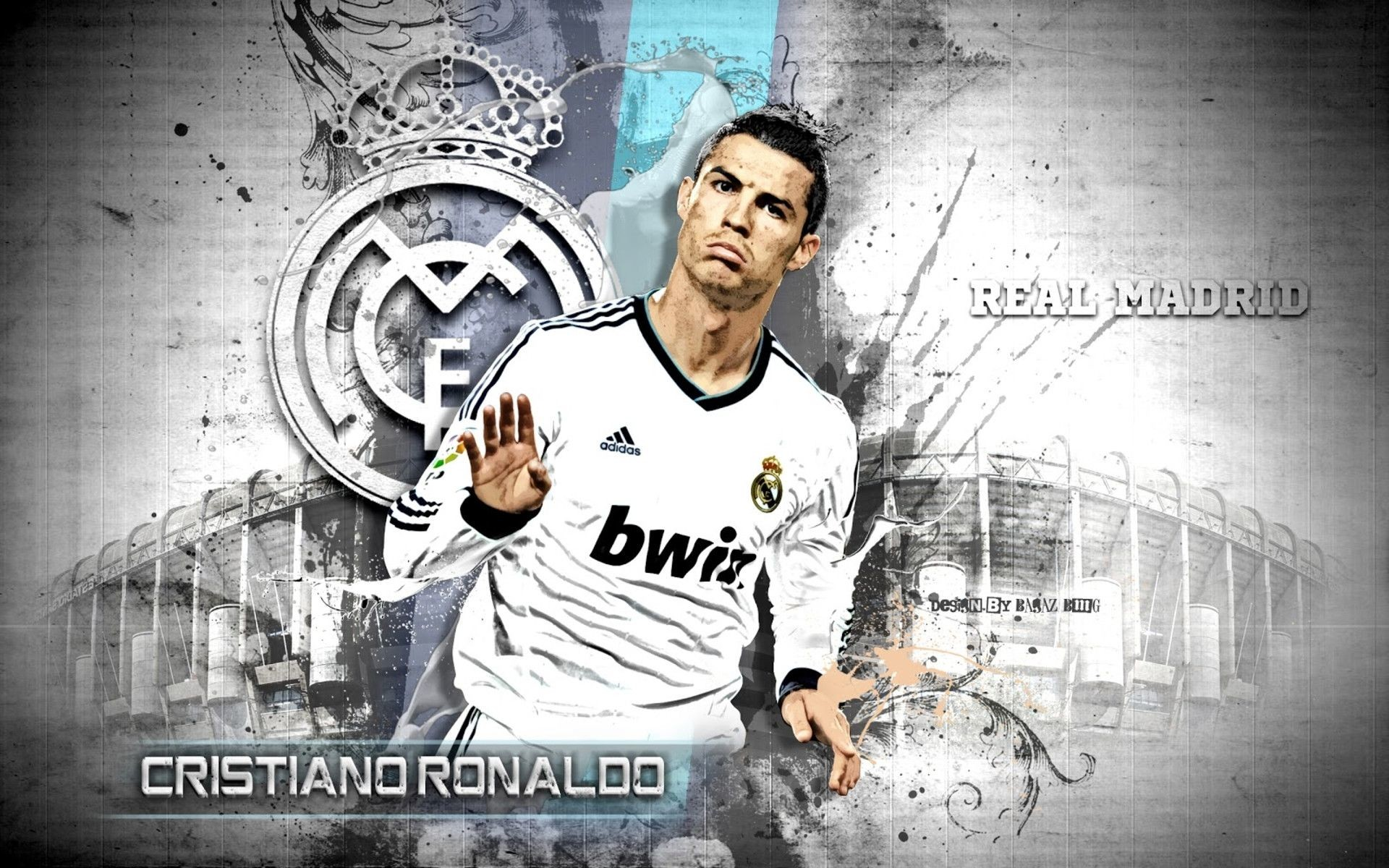 1920x1200 Hd Ronaldo Images, Free Wallpapers, Jersey, Hala Madrid, Marca, Vavosmi  Madrid
