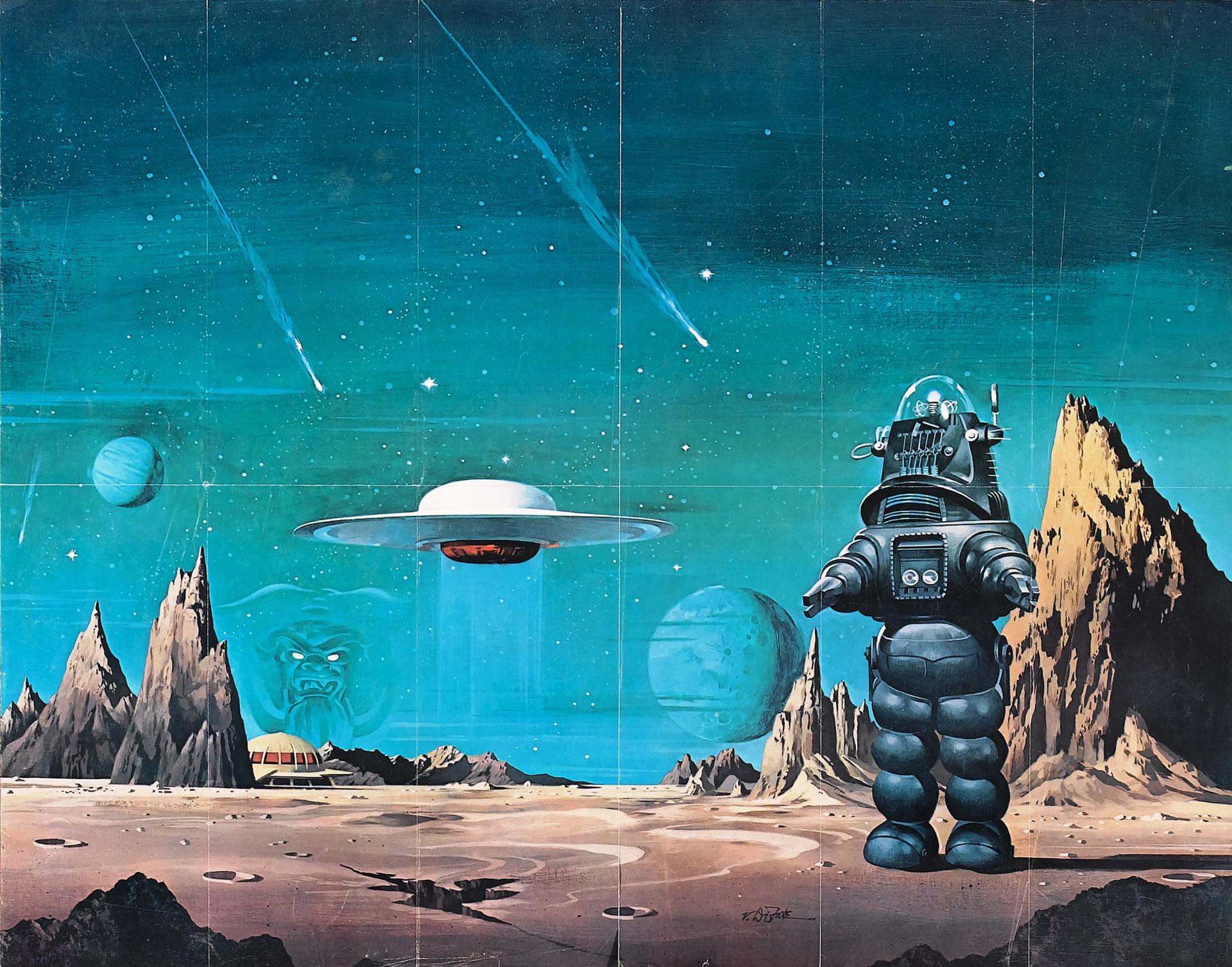 1920x1507 Some Retro Sci Fi Wallpaper For You Guys