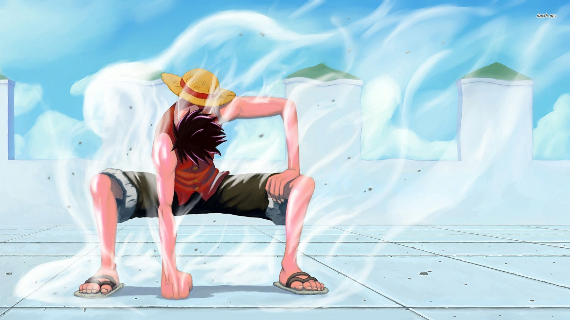 1920x1080 Download Luffy Monkey Wallpaper Anime HD Full Size