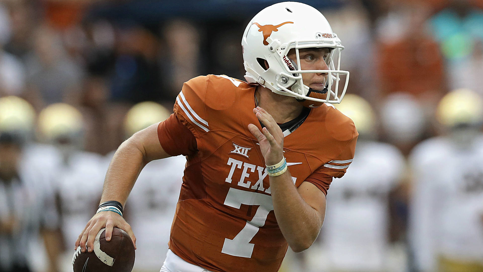 1920x1080 Texas football preview: Longhorns 2017 schedule, roster and three things to  watch | NCAA Football | Sporting News