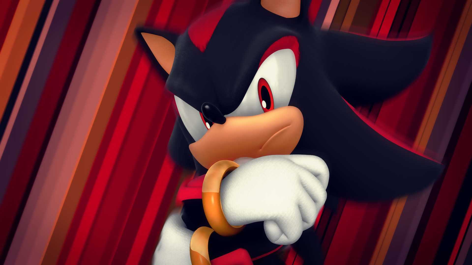 1920x1080 Shadow The Hedgehog HD Wallpaper 18 - 1920 X 1080