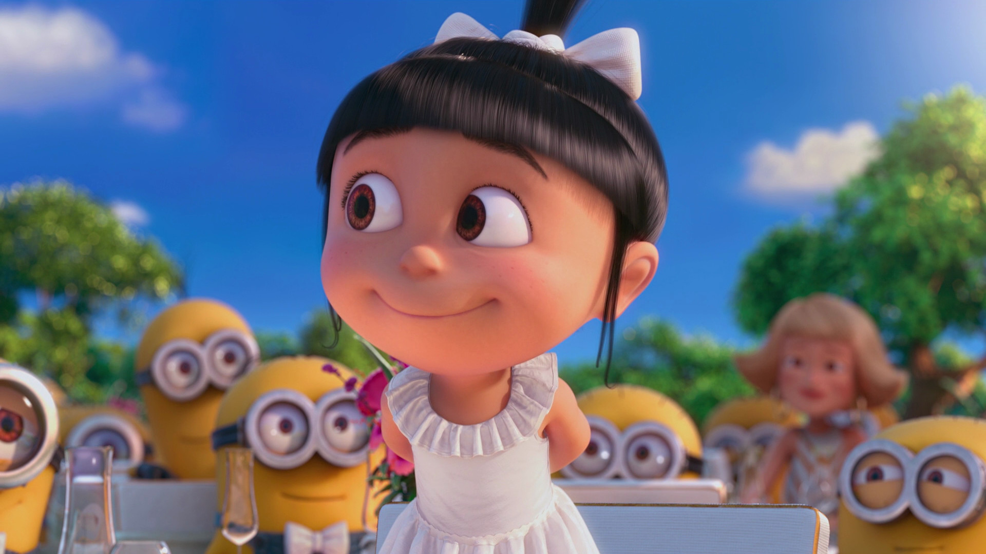 1920x1080 71 Agnes (Despicable Me) HD Wallpapers
