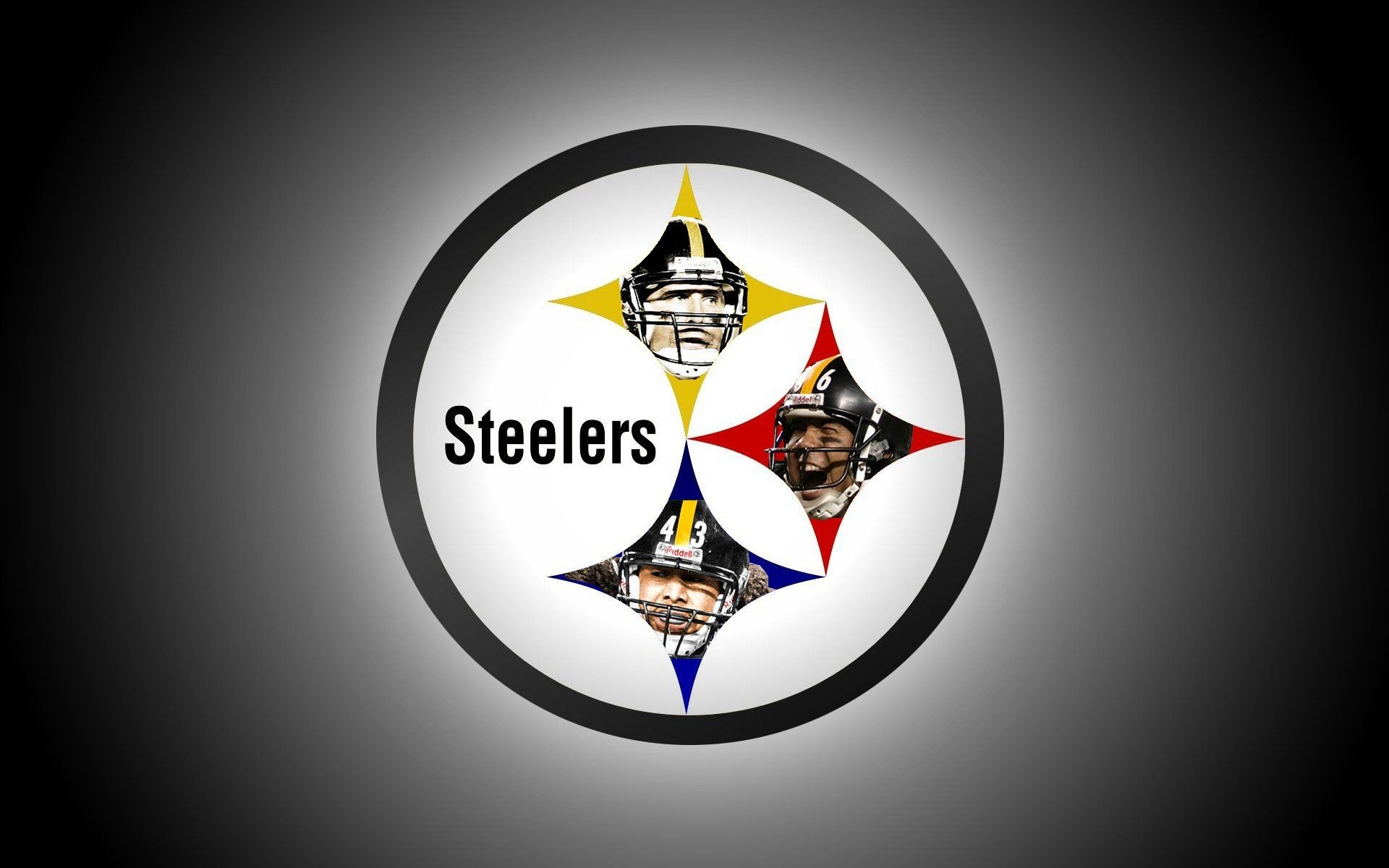 1920x1200 Steelers Logo Wallpaper » WallDevil - Best free HD desktop and .