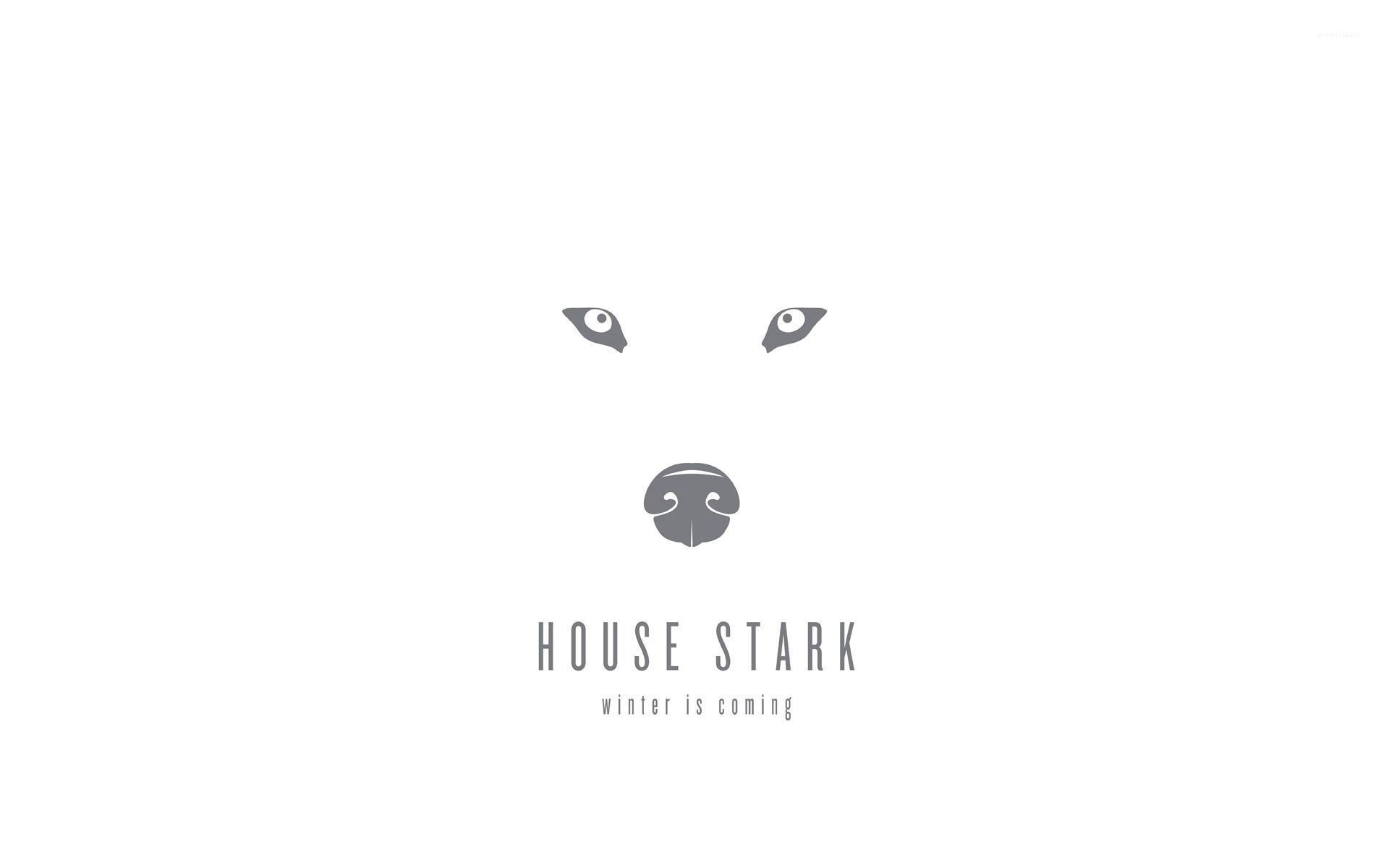 1920x1200 House Stark wallpaper