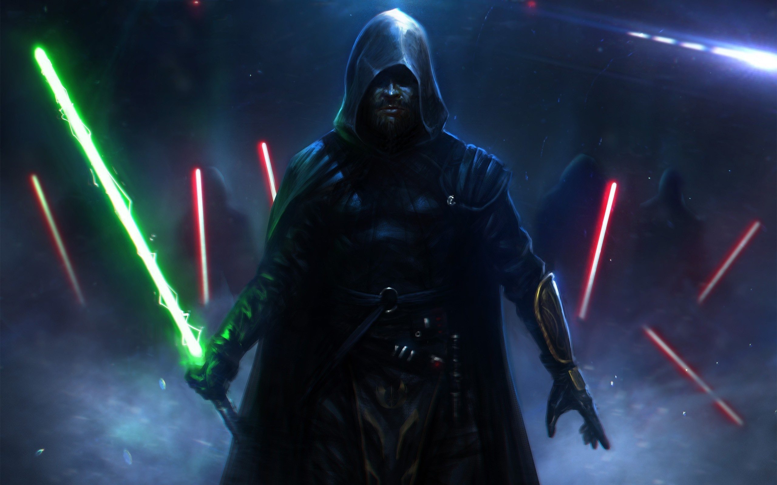 2560x1600 star wars wallpaper HD jedi – HD WALLPAPER WIDE