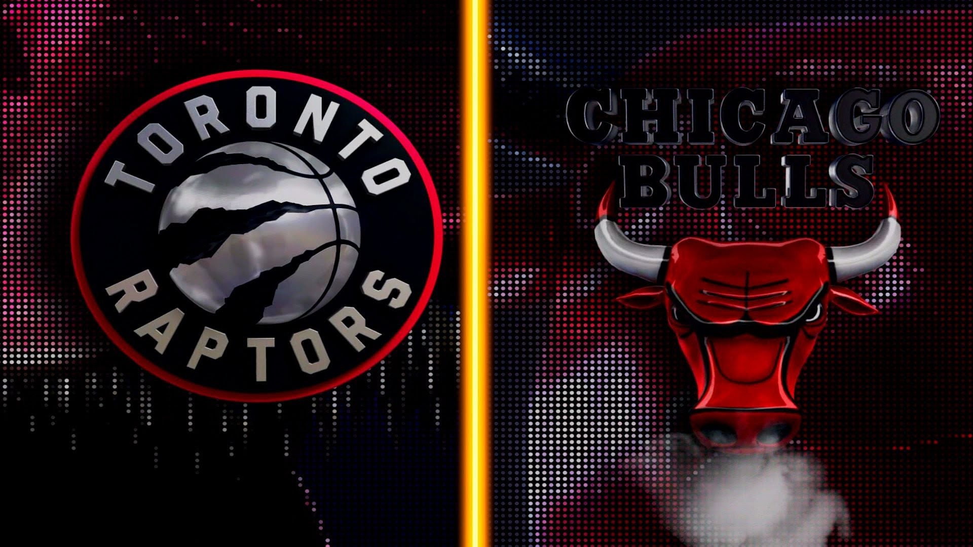 1920x1080 PS4: NBA 2K16 - Toronto Raptors vs. Chicago Bulls [1080p 60 FPS] - YouTube