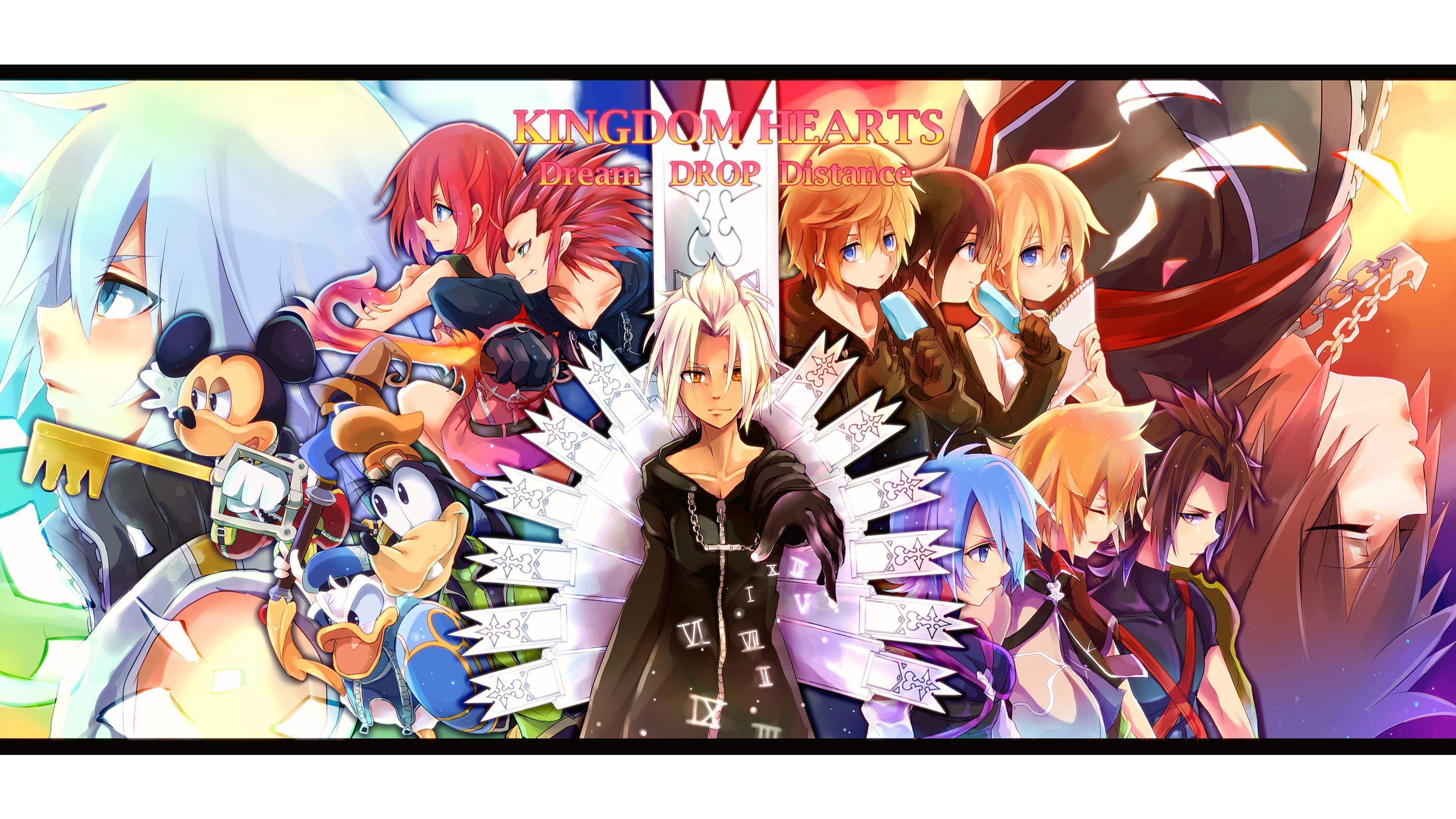 Kingdom Heart 3 Wallpaper (80+ images)