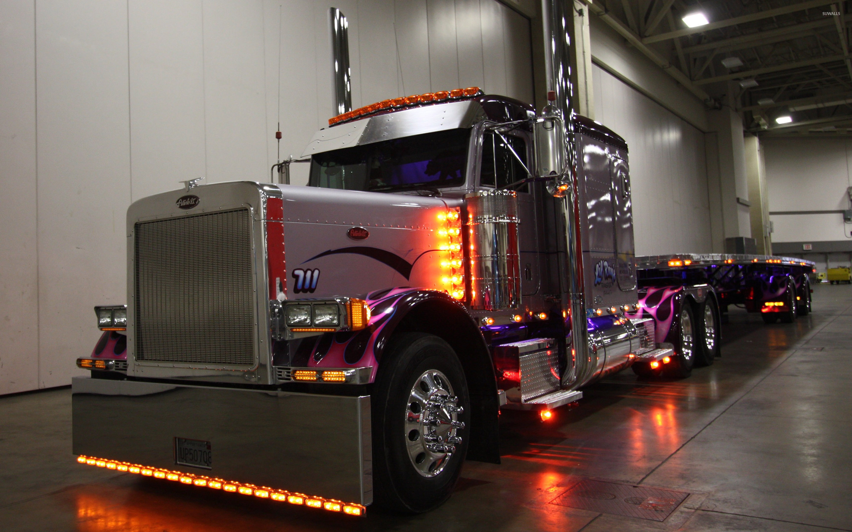 2880x1800 Peterbilt truck [2] wallpaper