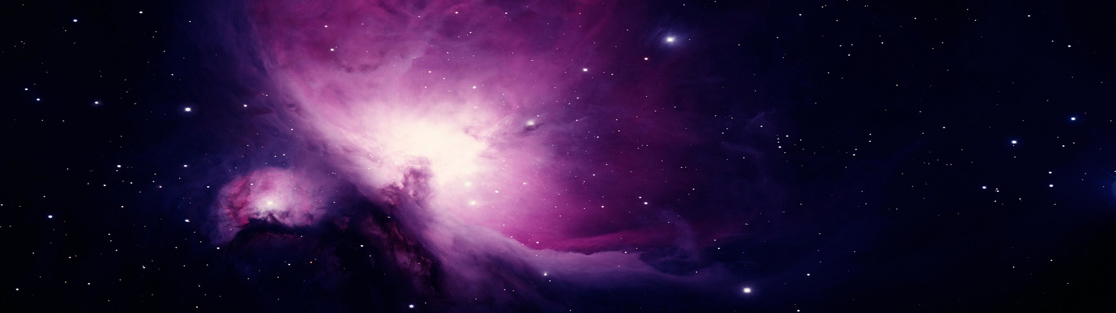 3840x1080 wallpaper space 74 images - Dual monitor space wallpaper ...