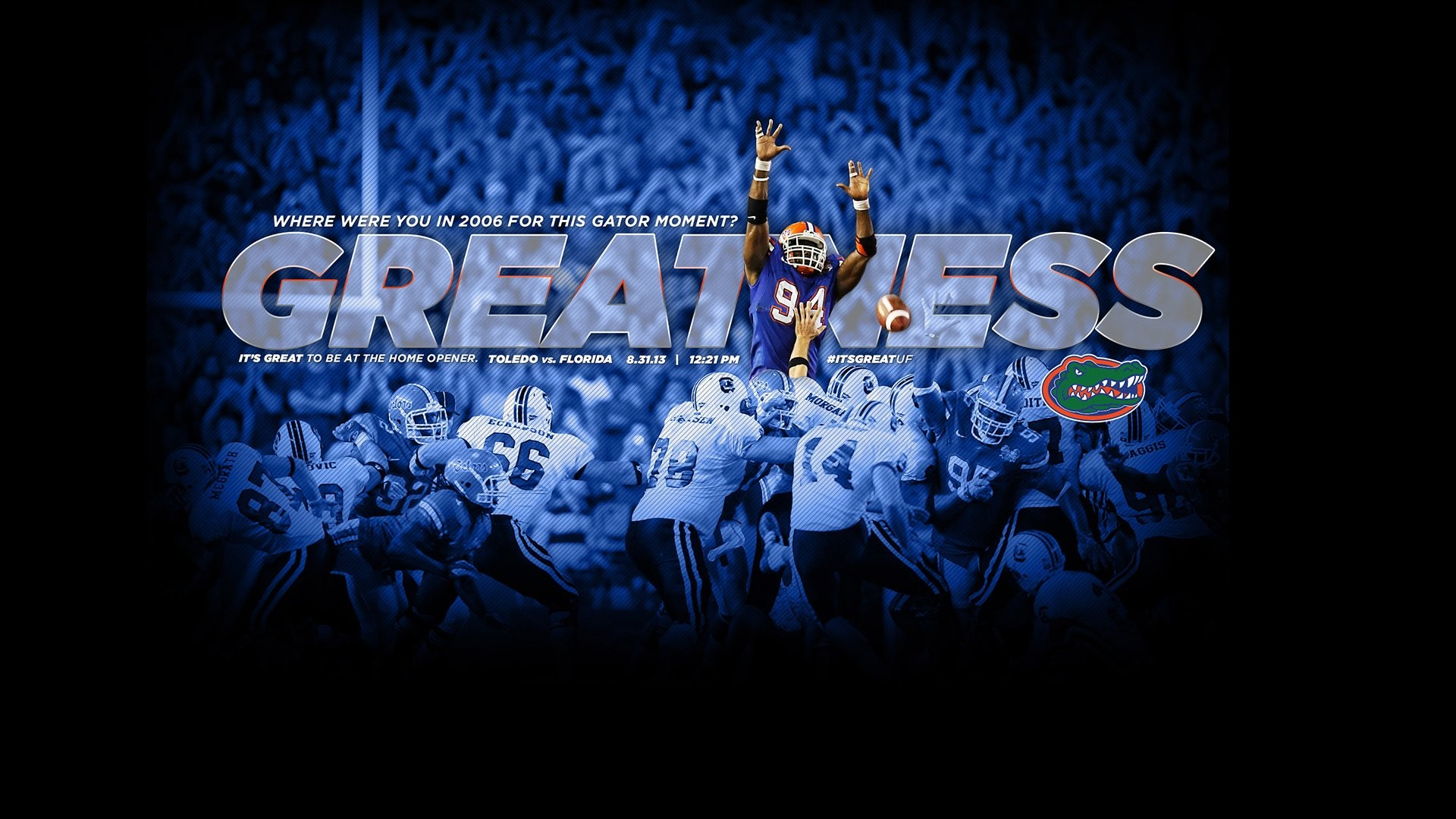1920x1080 FLORIDA GATORS college football wallpaper background