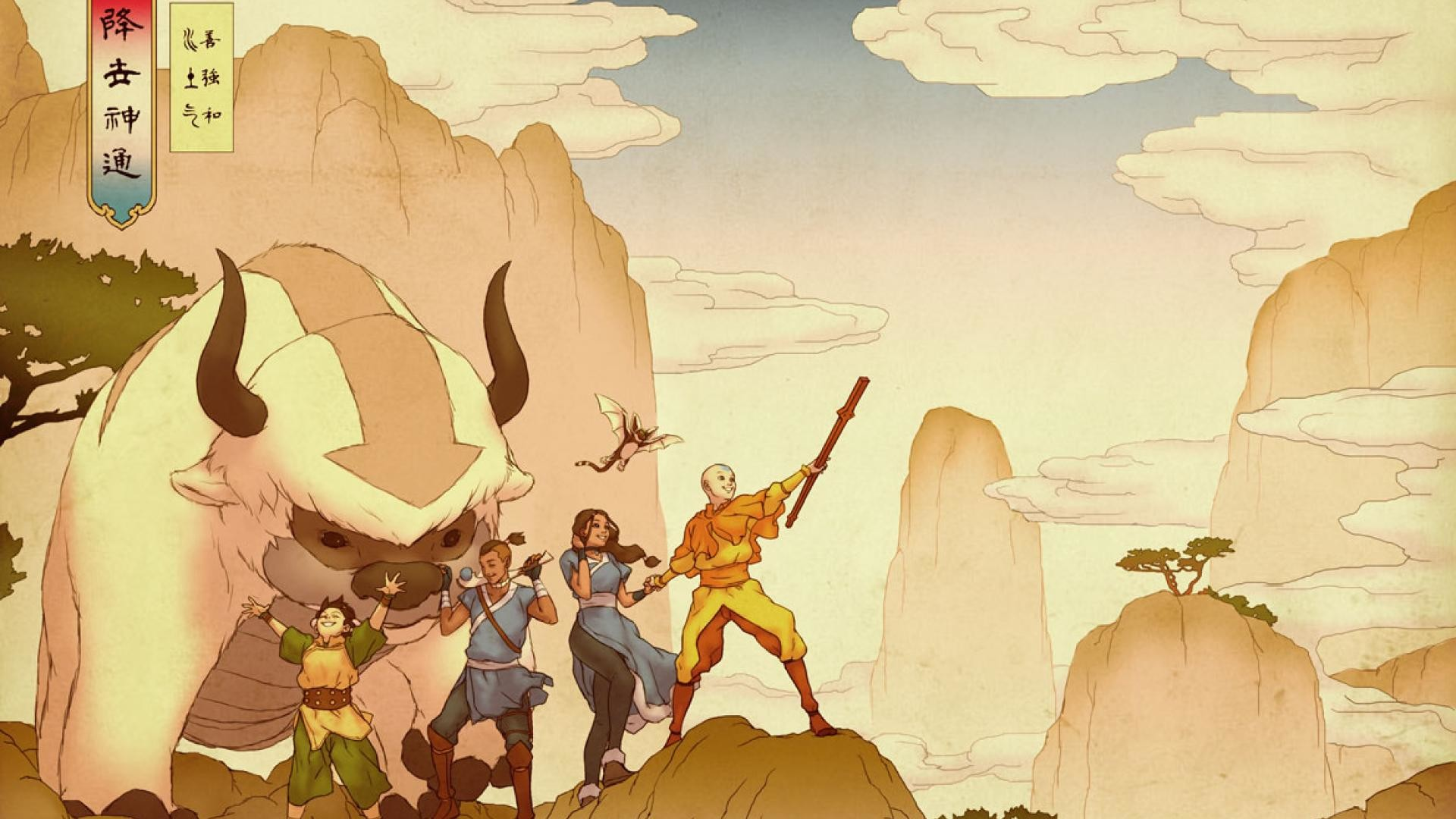Korra wallpapers 75 images 2560x1600 korra and mako voltagebd Images