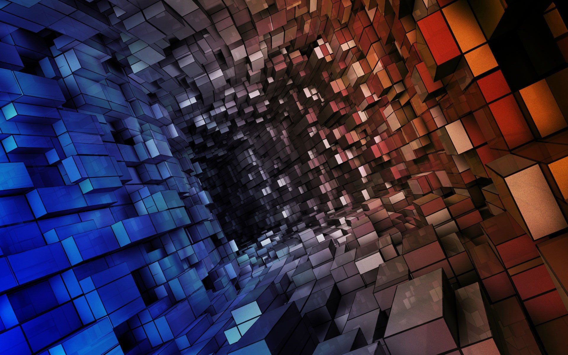 1920x1200 Cool 3D Background Pictures