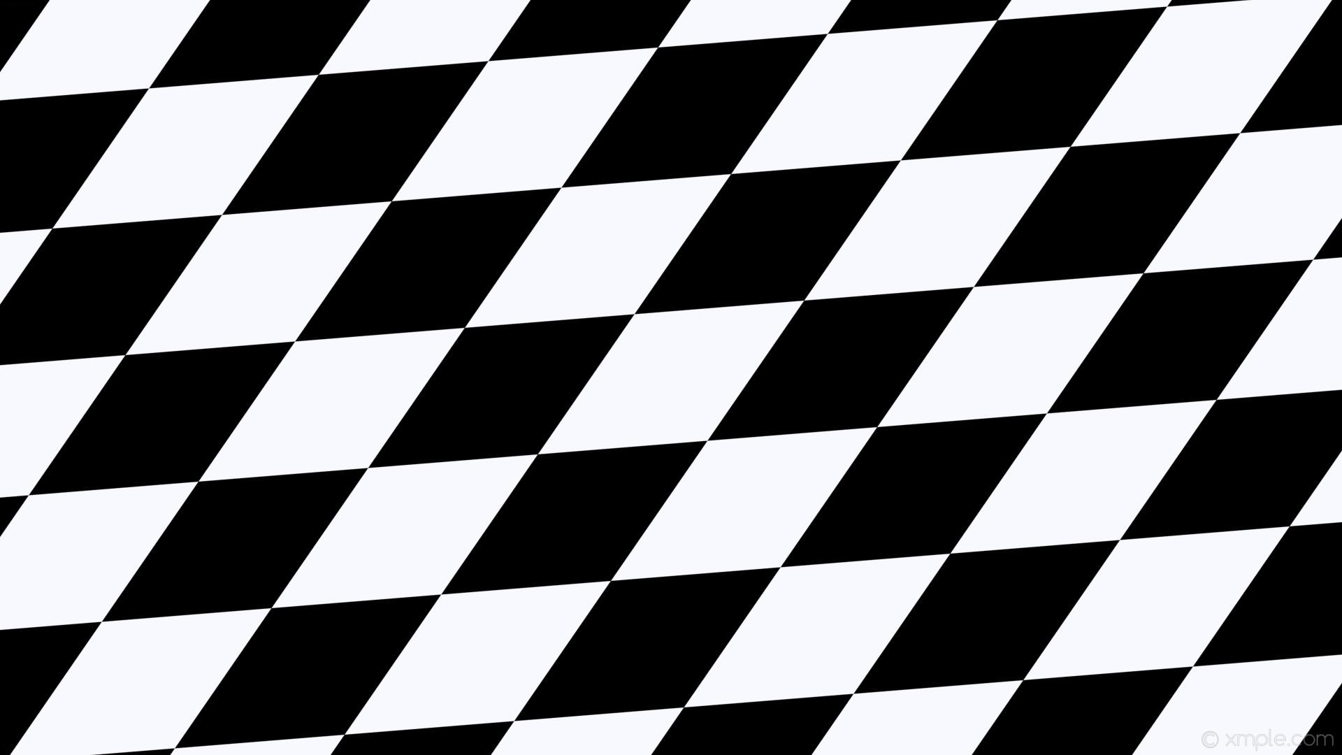 1920x1080 Wallpaper Rhombus Diamond Black Lozenge White Ghost F8f8ff 000000 30A 440px