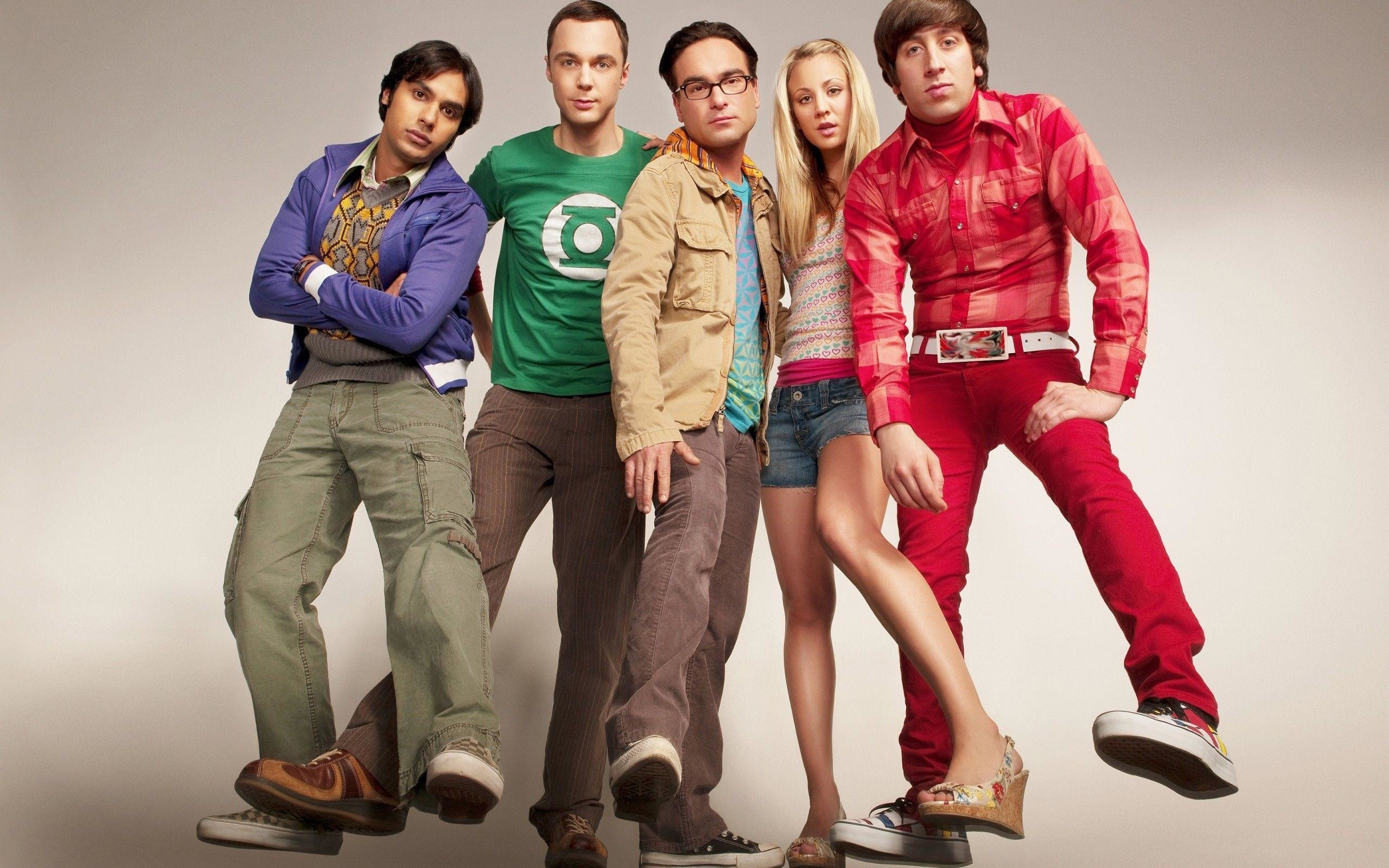 2560x1600 Free Cast Of Big Bang Theory Wallpapers