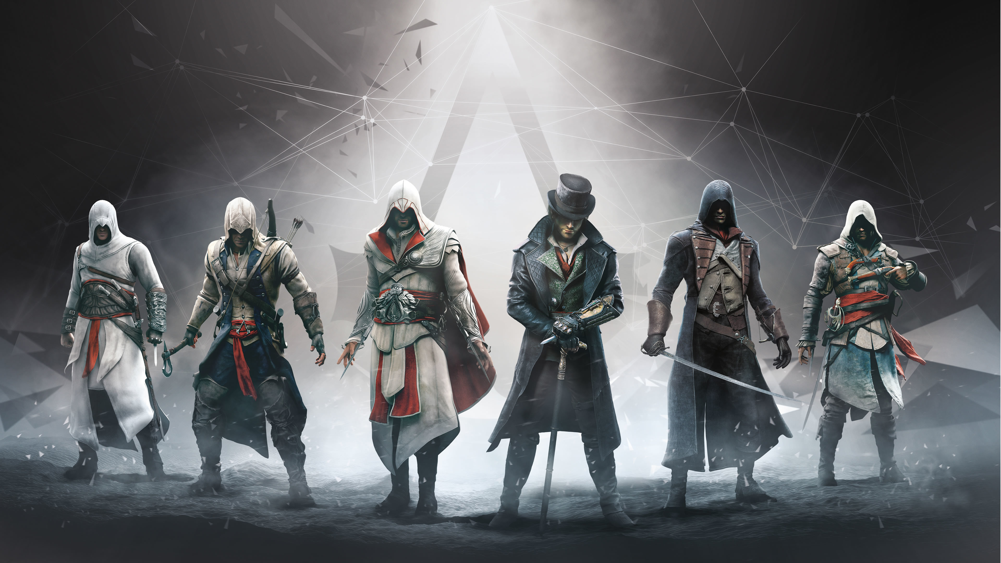 3840x2160 HD Wallpaper | Background ID:595710.  Video Game Assassin's Creed