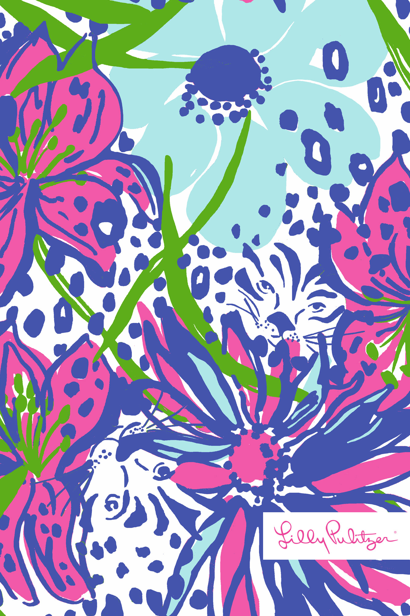 High resolution lilly pulitzer wallpaper 60 images - Lilly pulitzer iphone wallpaper ...