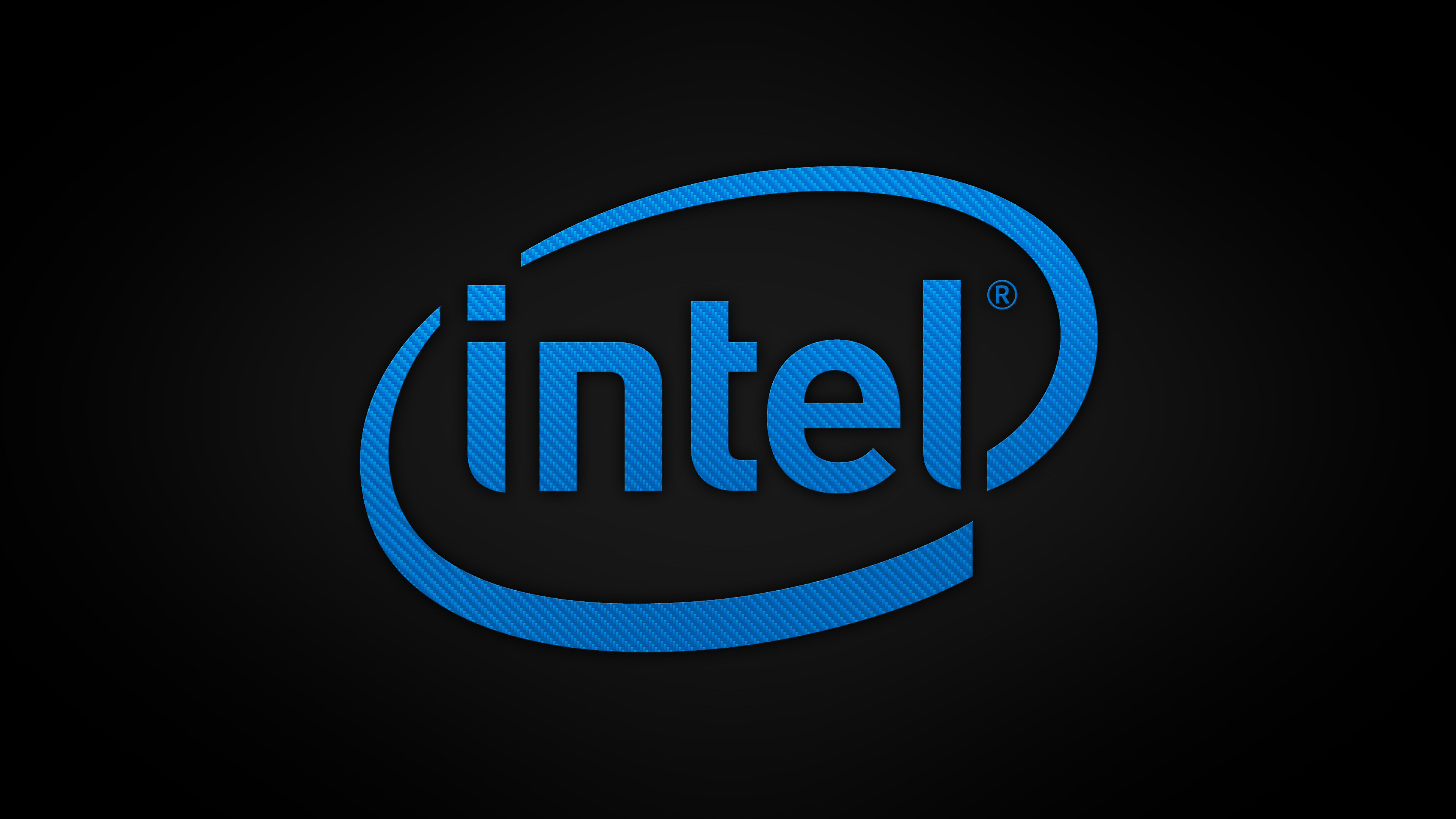 3840x2160  Intel Brand Logo, HD Logo, 4k Wallpapers, Images, Backgrounds .