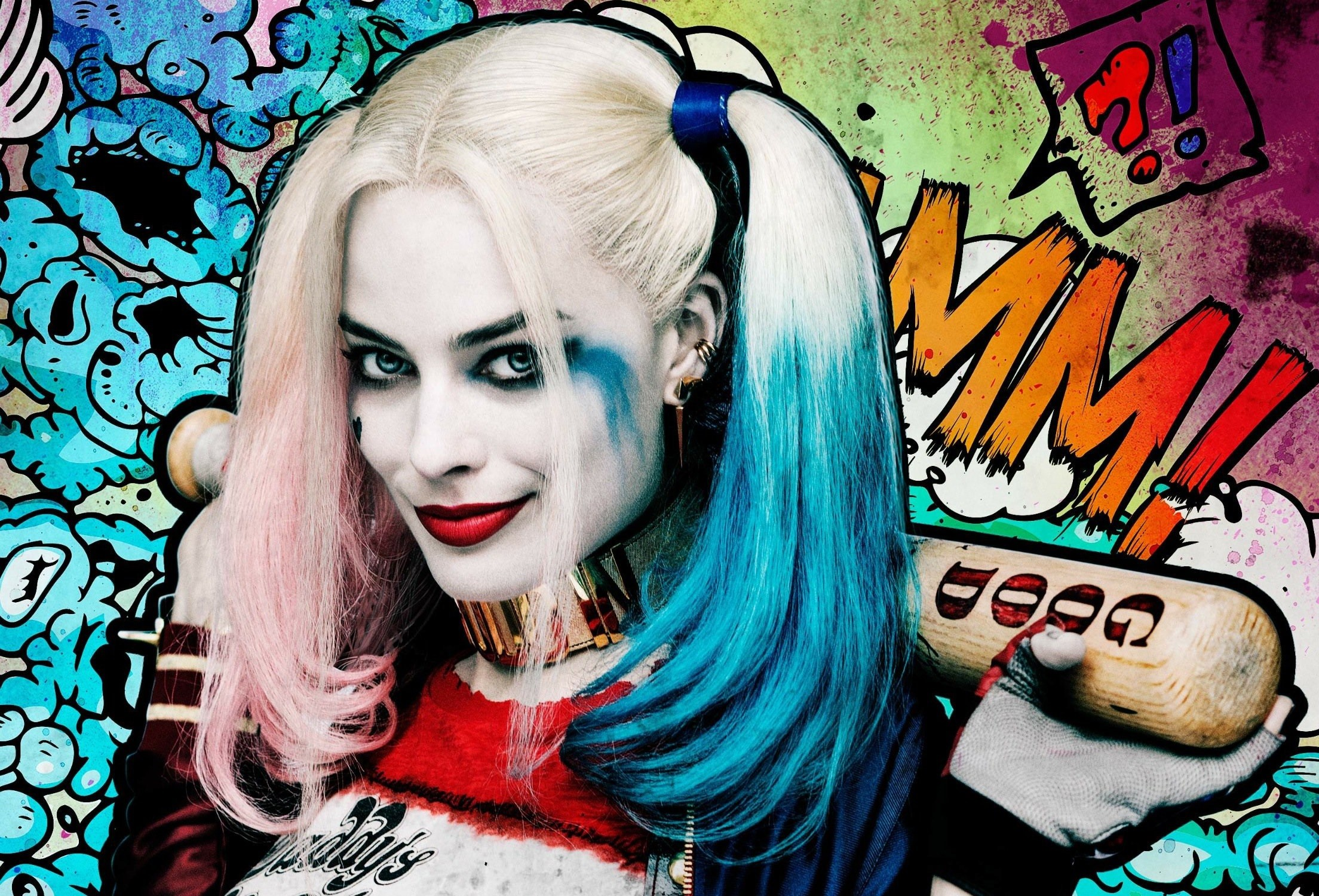 2208x1500 <b>Suicide Squad</b> Wallpapers HD Backgrounds, Images, Pics