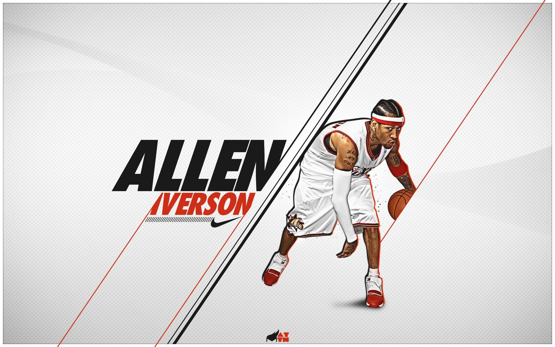 3072x2021 Allen Iverson Wallpaper High Definition Backgrounds