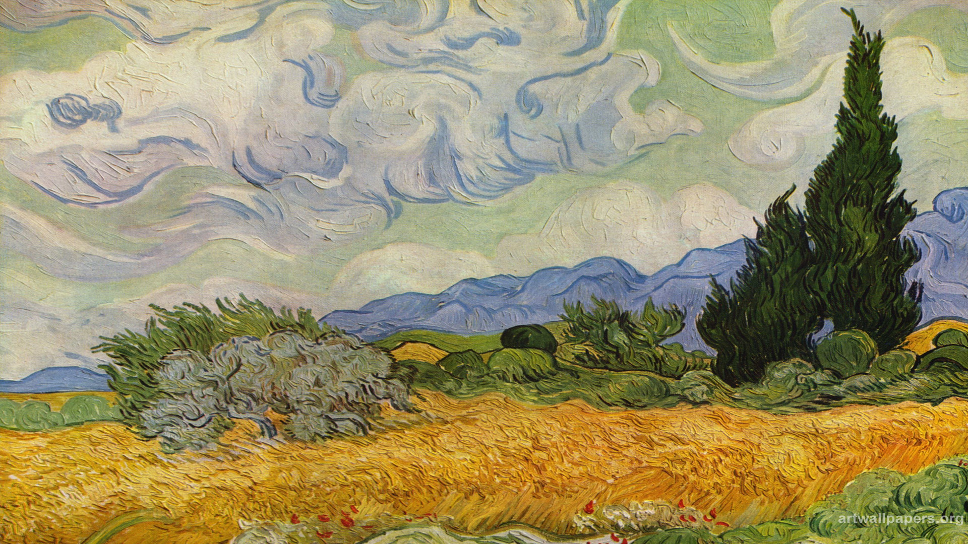 Vincent Van Gogh Wallpapers (59+ images)
