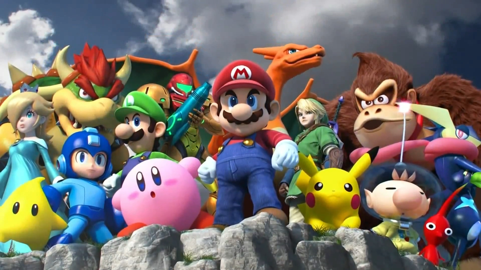 Super Smash Brothers Wallpaper (75+ images)