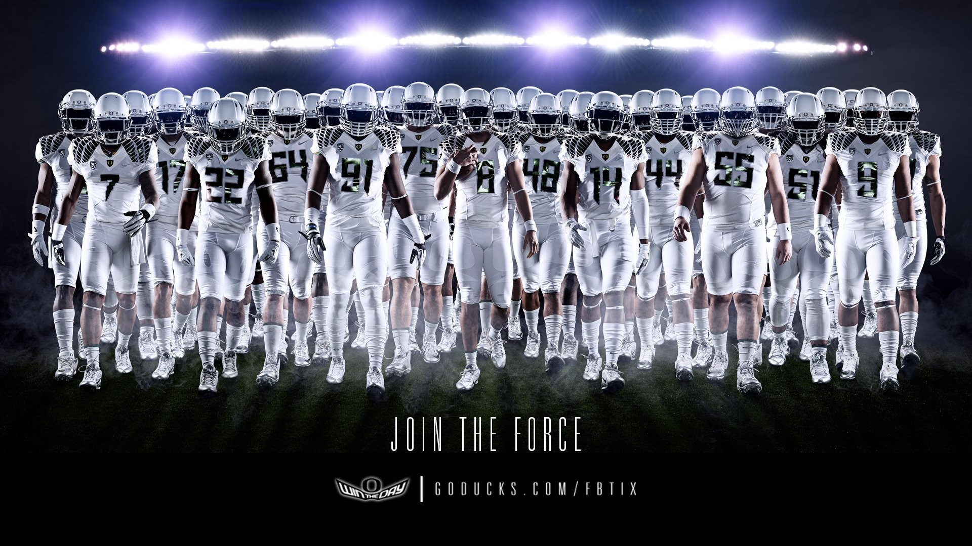 1920x1080 Join The Force Oregon Ducks Football Wallpaper Windows Wallpapers Download Free Amazing Cool Background Images